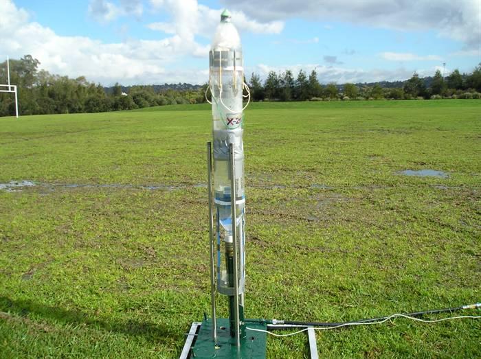 Air Command Water Rockets Flight Log 2